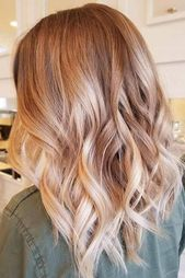 80 Sexy Strawberry Blonde Hair Looks │ LoveHairStyles.com