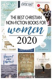 Best Christian Books for Women {For Every Life Stage!}