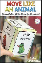 Dear Zoo Activities + Freebie   Littles Love Literacy