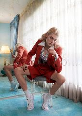 Hunter Schafer on Finding Comfort With Fame