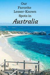 Our Favorite Hidden Gems in Australia