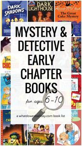 Super Sleuth Books for Early Readers