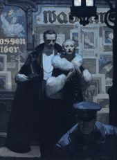 The Art of the Post: Mead Schaeffer — The Painter of Moods | The Saturday Evening Post