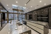 West Chelsea mansion reboot with gym, pool, elevator, wine room and garage is ready for its $36.8M close-up | 6sqft