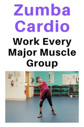 30 Minute Zumba Cardio for Seniors