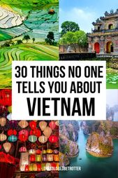 30 Things You Should Know Before Visiting Vietnam