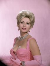 35 of Zsa Zsa Gabor's Greatest Offers