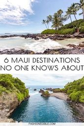 6 Hidden Gems on Maui That You Should Keep a Secret