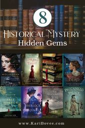 8 Historical Mystery Hidden Gems – Books to Read