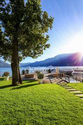 An Afternoon Exploring Brissago Island, Switzerland