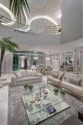 Casa contemporânea com linhas curvas – veja detalhes da fachada e dos ambientes internos!
