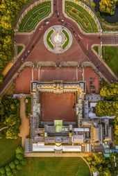 Check out these amazing photos of London from above