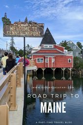 Discover New England by Car