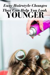 Easy Hairstyle Changes That Can Help You Look Younger | Mom Fabulous