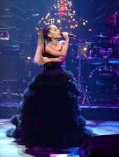 Forget Less Is More — Ariana Grande's Ball Gown Is All About Bigger and Better