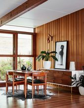 Life In One Of Melbourne's Best Mid-Century Homes!