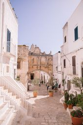 Ostuni, Puglia – The Londoner