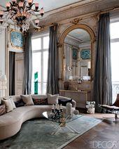 Return to Form: A Modern Paris Apartment