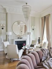 THE TIMELESS & CONTEMPORARY ART-DECO APARTMENT IN MOSCOW – DISI COUTURE