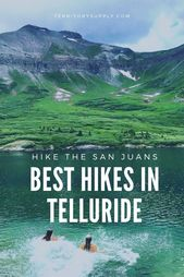 Telluride Hikes: 10 of the Best Hiking Trails Near Telluride