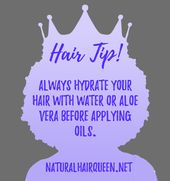 The Benefits Of Using Aloe Vera Juice On Your Natural Hair