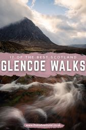 The best Glencoe walks & hiking trails | That Adventurer