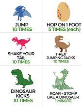 Toddler Unicorn + Dinosaur Activities – Paisley + Sparrow