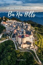 Ultimate Guide To Ba Na Hills Vietnam (with Golden Bridge)