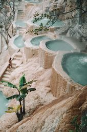 We Found Cliffside Hot Spring Infinity Pools in Mexico & We're Sharing All