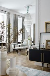 Квартира на Пречистенке, 112 м²
