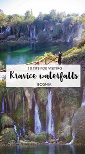 10 tips for visiting Kravice Waterfalls, Bosnia's paradise