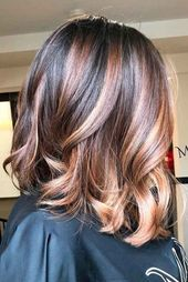 50 Trendy Choices For Brown Hair With Highlights | LoveHairStyles
