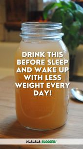 Fat Burning Drinks Before Bed To Lose 10 Pounds In 1 Week