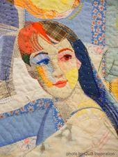 Quilt as Art by Leslie Gabriëlse