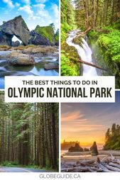 The best things to do in Olympic National Park, Washington
