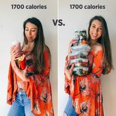 A nutrition blogger posts easy food swaps that prove you don't have to stop eating to lose weight — and the internet loves it