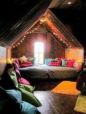 Bedroom: Teenagers Retreat