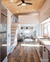 Modern and Luxurious 'Big' Tiny House For Sale in Quebec