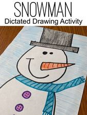 Snowman Activities – Keeping Up with Mrs. Harris