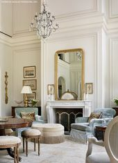 Spectaular Spaces: Patricia McLean's Atlanta Symphony Showhouse Living Room