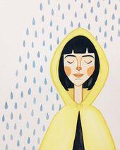 Conheça o mundo ilustrado de Luiza Alcântara: suas aquarelas, personalidades da cultura pop e retratos do cotidiano – Follow the Colours