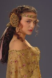 Fulfill Your Star Wars Addiction By Drooling More than Queen Amidala's Costumes