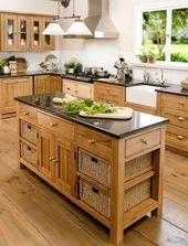 31 Proper Countertop Design for Clean Impression ~ Matchness.com