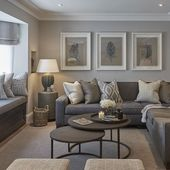 @sophiepatersoninteriors • Instagram photos and videos | Elegant living room, Tan living room, Earthy living room
