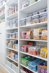 Amazon.com: small pantry organization – Closet Systems / Clothing & Closet Storage: Home & Kitchen
