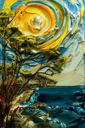 Learn All About Impasto Paintings – Bored Art