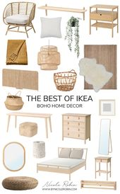 The Best Boho Home Finds from IKEA
