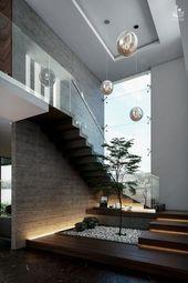 『見せ場は階段。』