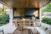66 Modern Outdoor Kitchen Ideas and Designs – InteriorZine