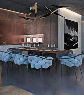 """Girafe"" The Luxury Restaurant by Top Architect Joseph Dirand | Boca do Lobo | Inspiration and Ideas"